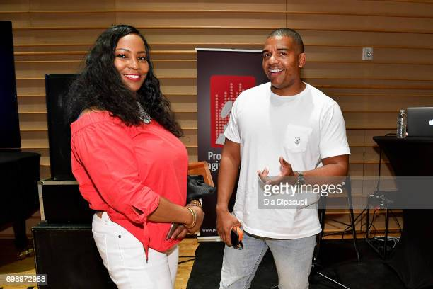 Ken 'Duro' Ifill attends the GRAMMY Pro Art of the Craft The Listening Sessions at The DiMenna Center on June 20 2017 in New York City