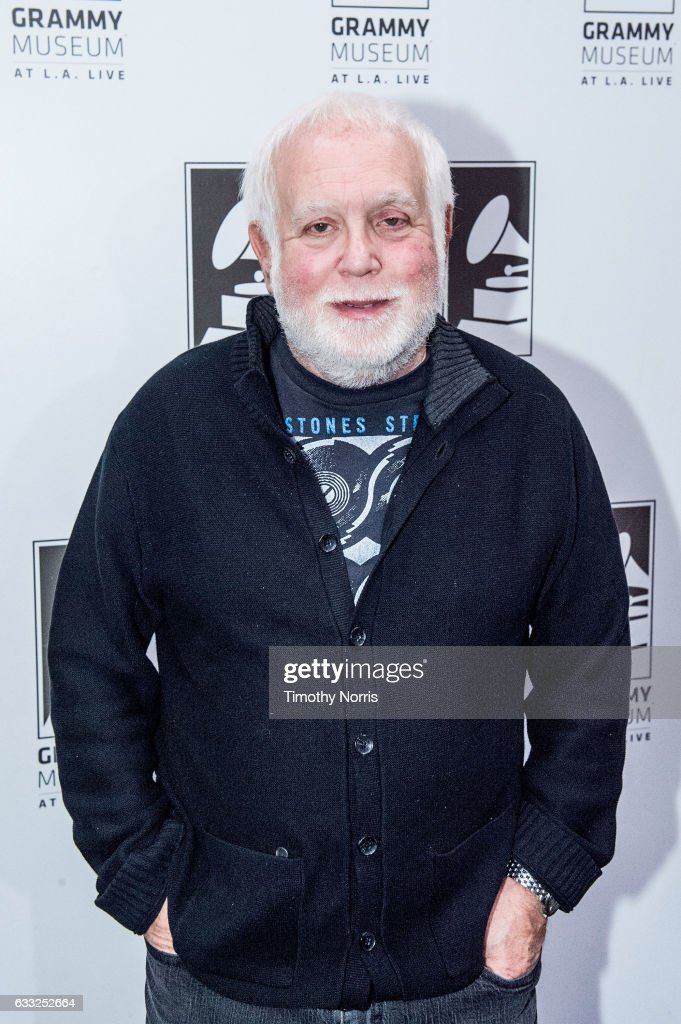 Ken Ehrlich attends Icons of the Music Industy: Ken Ehrlich at The GRAMMY Museum on January 31, 2017 in Los Angeles, California.