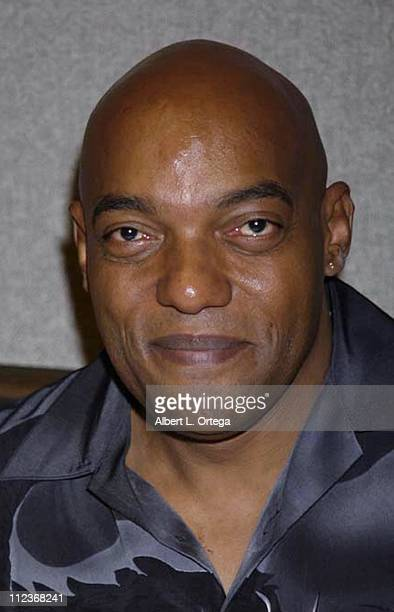 Ken Foree during Creation/Fangoria's 'Weekend of Horrors' Day One at The Pasadena Center in Pasadena California United States