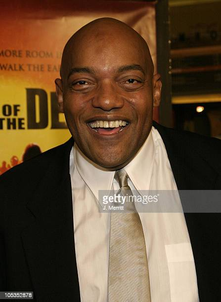 Ken Foree during 'Dawn of The Dead' Los Angeles Premiere at Cineplex Beverly Center Theatres in Beverly Hills California United States