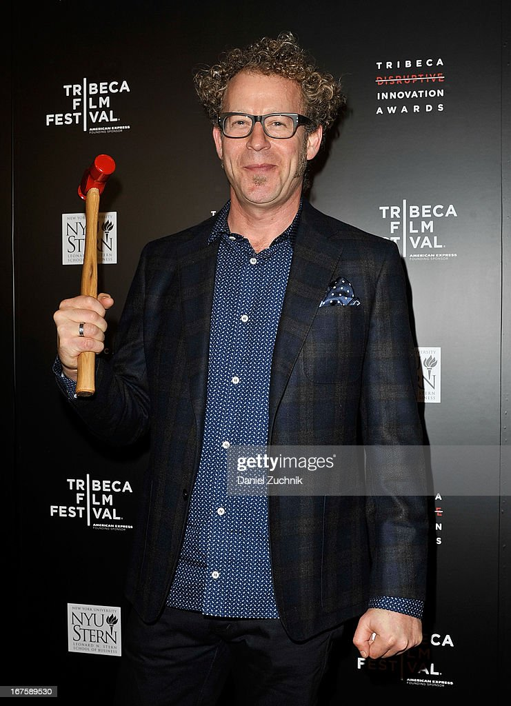 Ken Goldberg attends the 4th annual Tribeca Disruptive Innovation Awards during the 2013 Tribeca Film Festival at NYU Paulson Auditorium on April 26, 2013 in New York City.