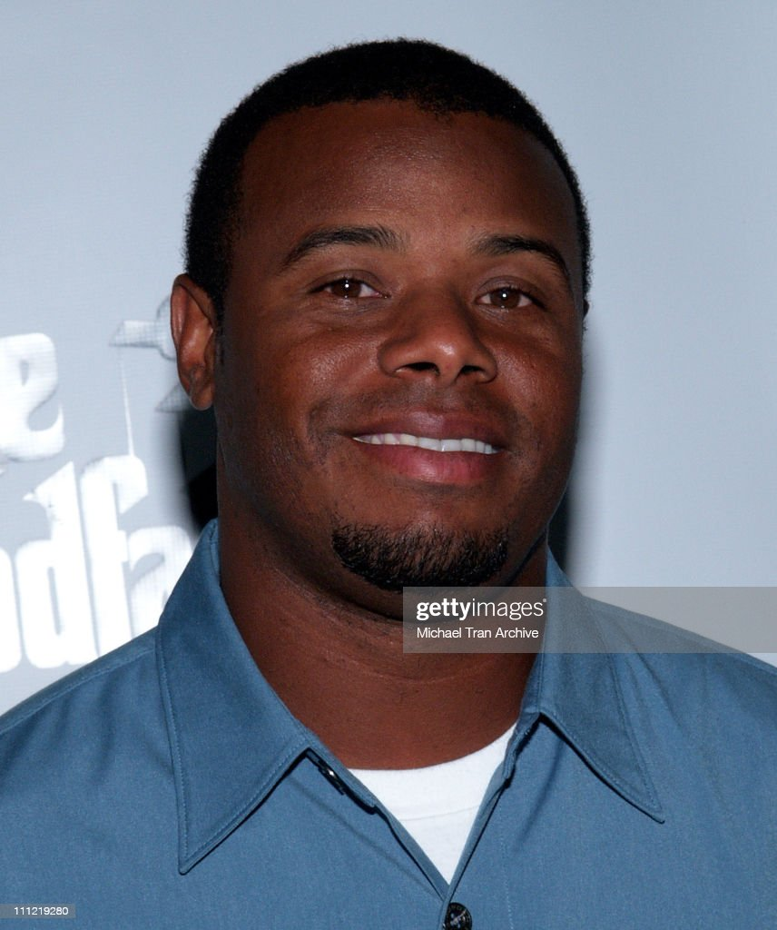 <a gi-track='captionPersonalityLinkClicked' href=/galleries/search?phrase=Ken+Griffey+Jr.&family=editorial&specificpeople=171573 ng-click='$event.stopPropagation()'>Ken Griffey Jr.</a> during 'The Godfather: The Game' Launch Party Hosted by Snoop Dogg at Privilege in West Hollywood, California, United States.