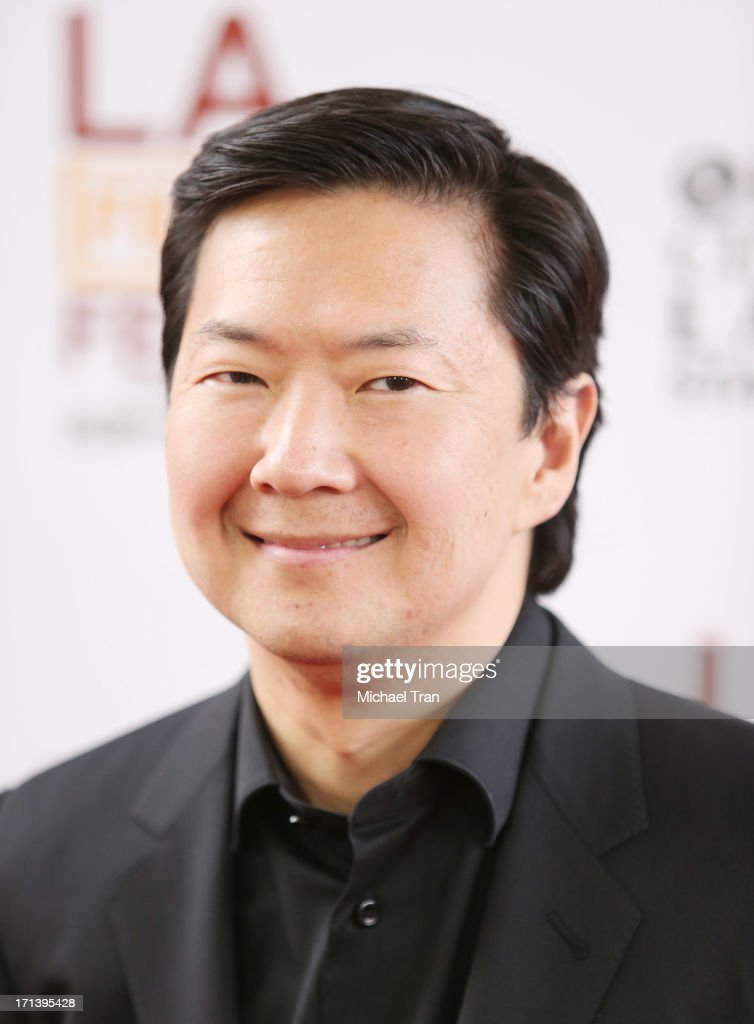 <a gi-track='captionPersonalityLinkClicked' href=/galleries/search?phrase=Ken+Jeong&family=editorial&specificpeople=4195975 ng-click='$event.stopPropagation()'>Ken Jeong</a> arrives at the 2013 Los Angeles Film Festival 'The Way, Way Back' closing night gala held at Regal Cinemas L.A. LIVE Stadium 14 on June 23, 2013 in Los Angeles, California.