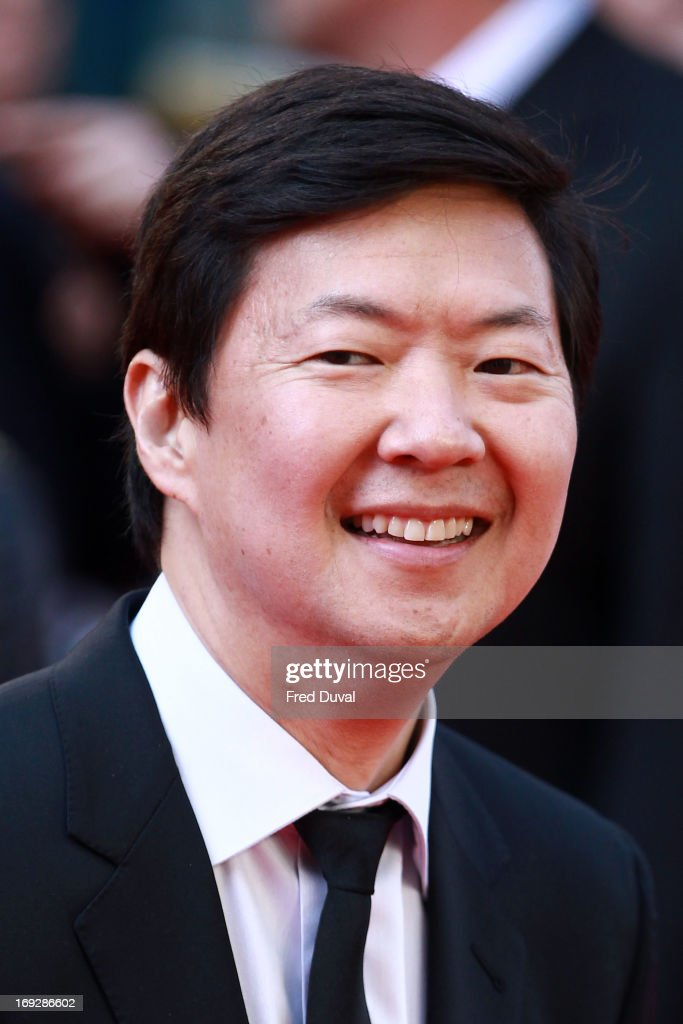 Ken Jeong attends 'The Hangover III' - UK film premiere at The Empire Cinema on May 22, 2013 in London, England.