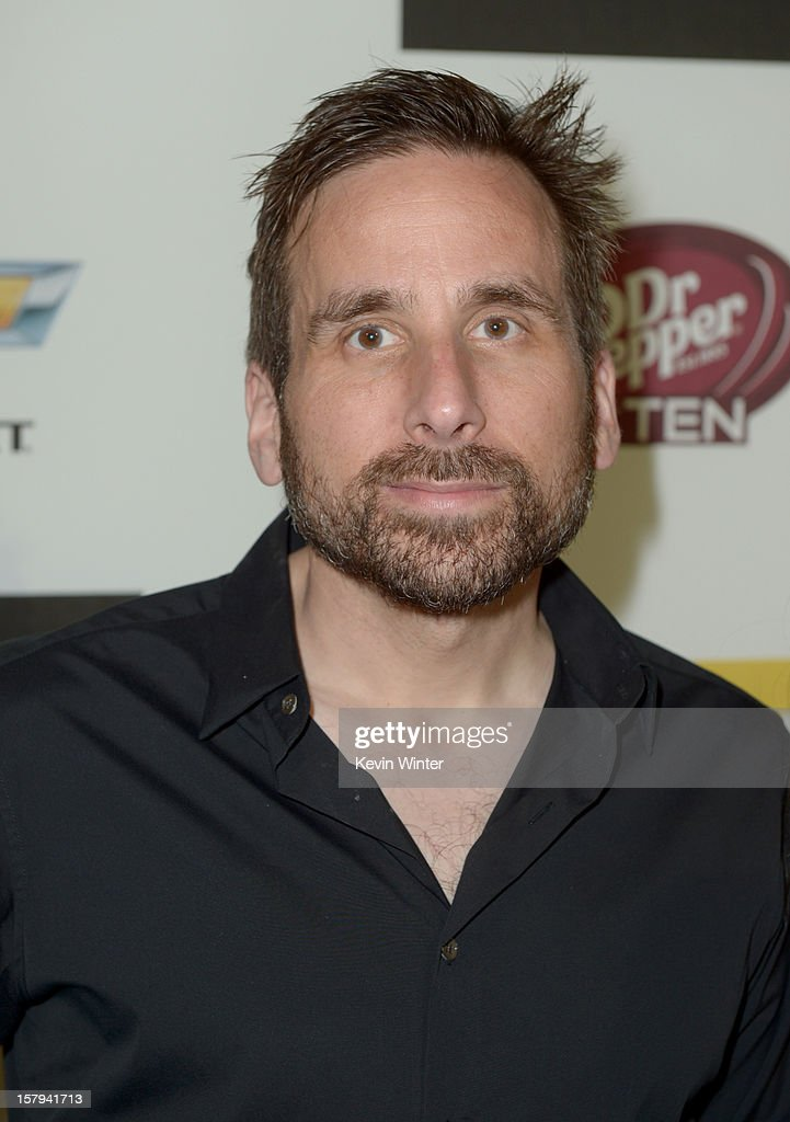Ken Levine arrives at Spike TV's 10th annual Video Game Awards at Sony Pictures Studios on December 7, 2012 in Culver City, California.