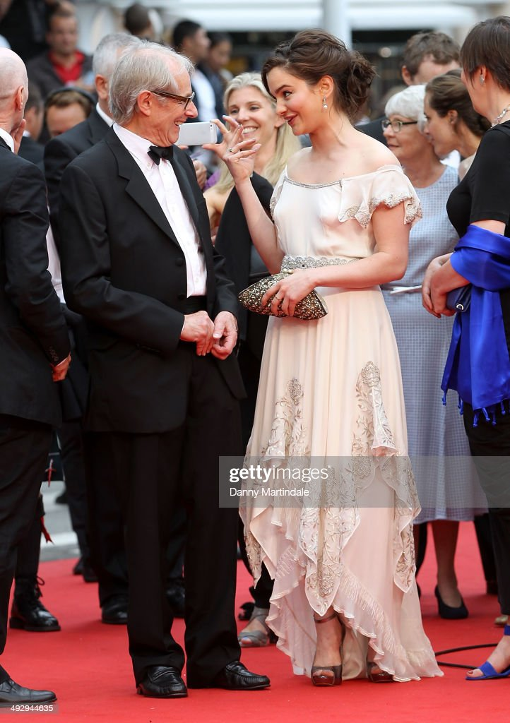 """""""Jimmy's Hall"""" Premiere - The 67th Annual Cannes Film Festival"""