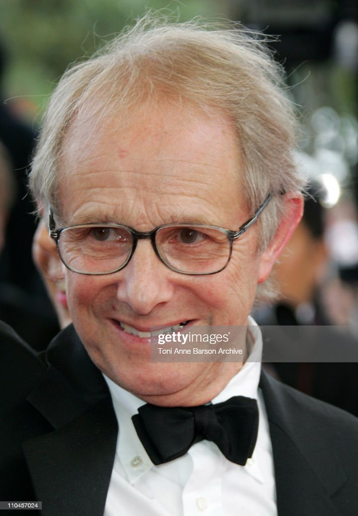 <a gi-track='captionPersonalityLinkClicked' href=/galleries/search?phrase=Ken+Loach&family=editorial&specificpeople=233467 ng-click='$event.stopPropagation()'>Ken Loach</a> during 2006 Cannes Film Festival - Palme D'Or - Arrivals at Palais des Festivals in Cannes, France.
