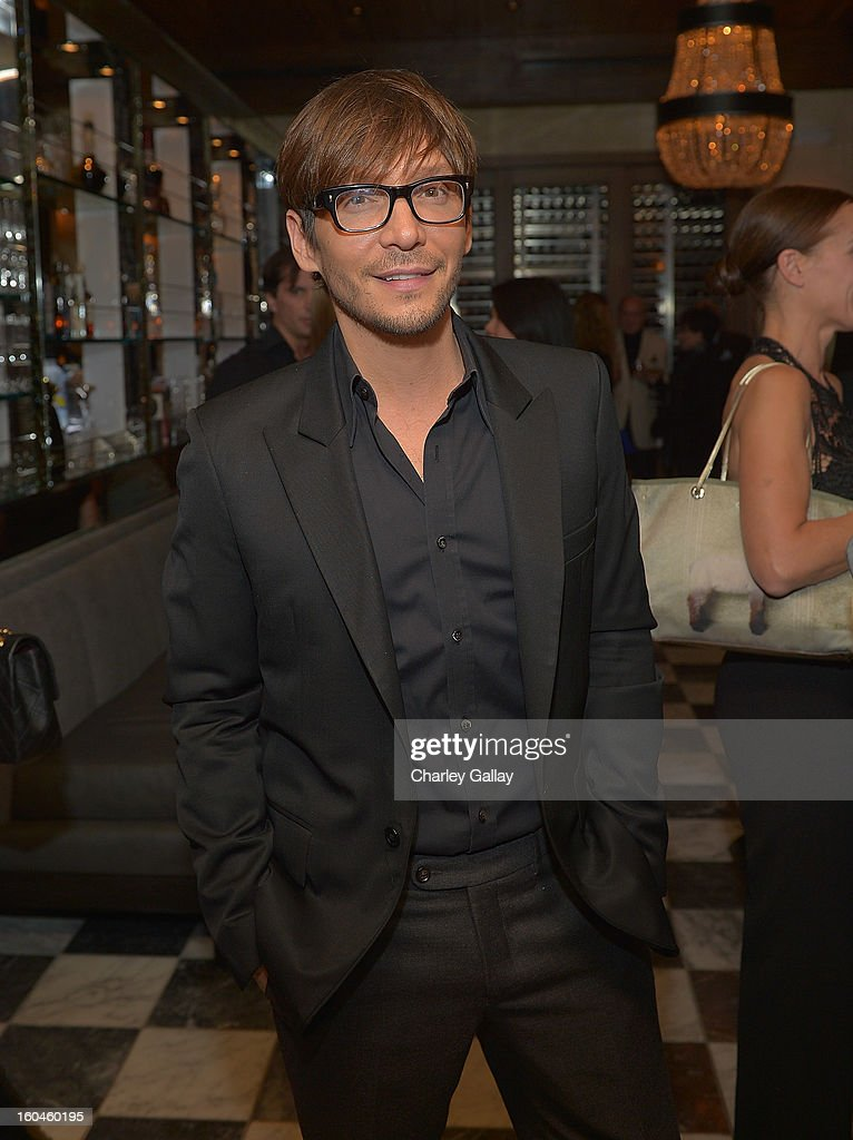 Ken Paves attends the Grand Opening of RivaBella Ristorante on January 31, 2013 in West Hollywood, California.