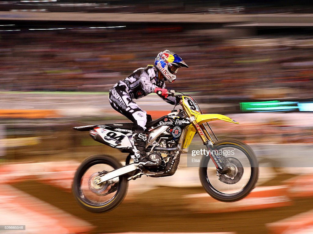 monster energy supercross east rutherford getty images. Black Bedroom Furniture Sets. Home Design Ideas