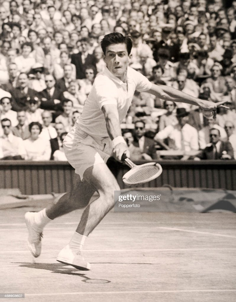 Classic Tennis From The Popperfoto Files