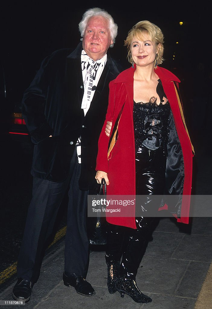 Ken Russell at The Evening Standard British Film Awards - January 19th 1996
