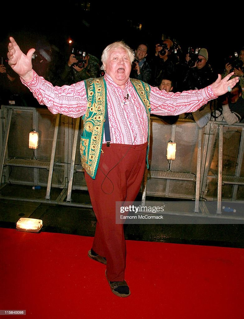 Ken Russell, director during The Launch of Celebrity Big Brother 2007 at Elstree Studios in Hertfordshire, Great Britain.
