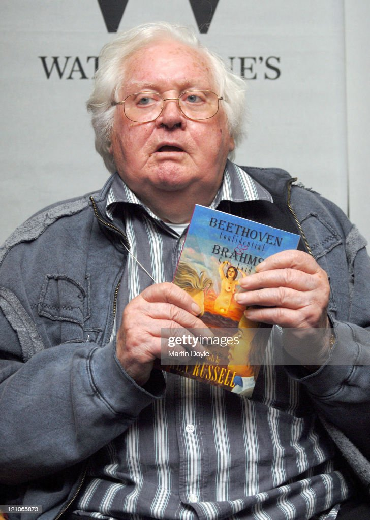 """Ken Russell In-Store Appearance to Promote His New Books """"Elgar: The Erotic"""