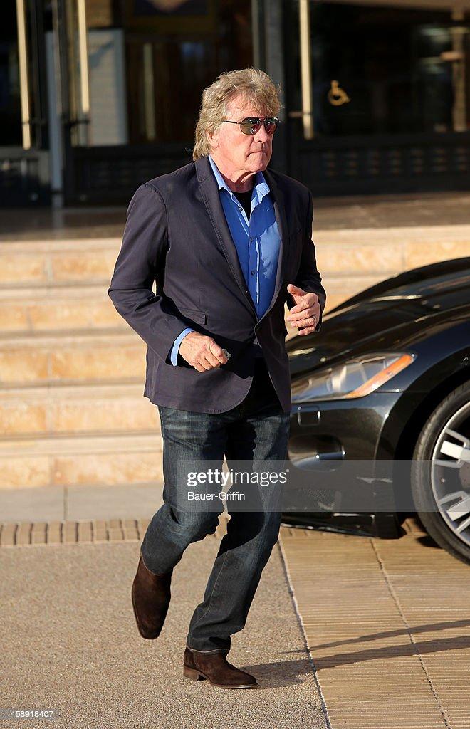 Ken Todd is seen shopping at Barneys New York on December 22, 2013 in Los Angeles, California.