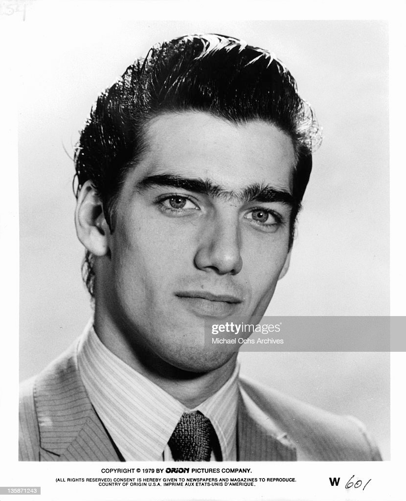 Ken Wahl in a publicity portrait from the film 'The Wanderers', 1979.