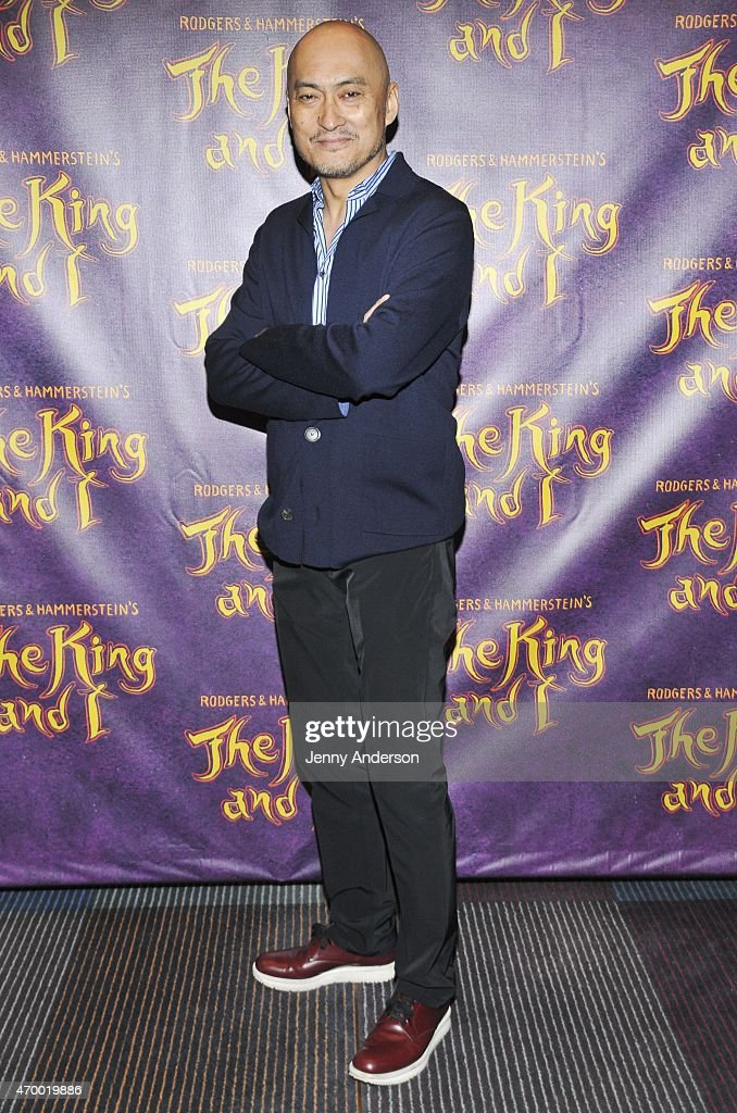 <a gi-track='captionPersonalityLinkClicked' href=/galleries/search?phrase=Ken+Watanabe&family=editorial&specificpeople=214016 ng-click='$event.stopPropagation()'>Ken Watanabe</a> attends Broadway opening night of 'The King and I' at Vivian Beaumont Theatre on April 16, 2015 in New York City.