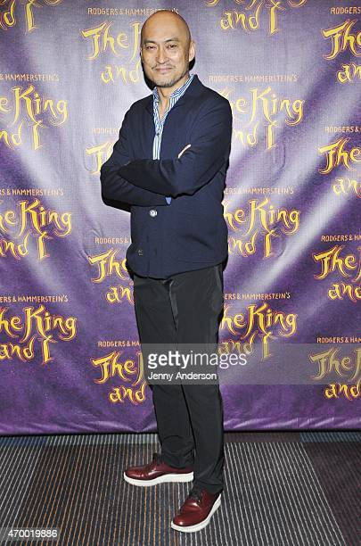 Ken Watanabe attends Broadway opening night of 'The King and I' at Vivian Beaumont Theatre on April 16 2015 in New York City