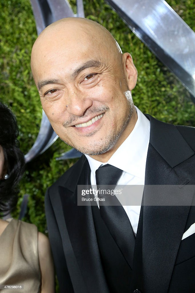 <a gi-track='captionPersonalityLinkClicked' href=/galleries/search?phrase=Ken+Watanabe&family=editorial&specificpeople=214016 ng-click='$event.stopPropagation()'>Ken Watanabe</a> attends the American Theatre Wing's 69th Annual Tony Awards at Radio City Music Hall on June 7, 2015 in New York City.