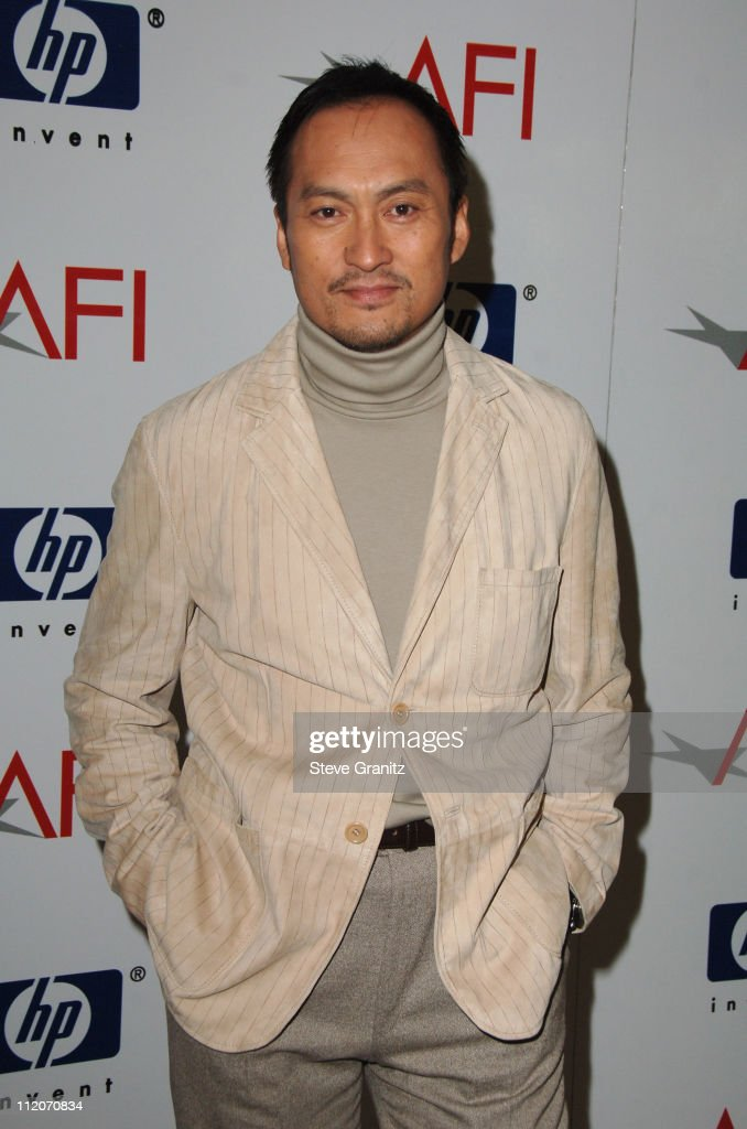 <a gi-track='captionPersonalityLinkClicked' href=/galleries/search?phrase=Ken+Watanabe&family=editorial&specificpeople=214016 ng-click='$event.stopPropagation()'>Ken Watanabe</a> during 2007 AFI Awards Luncheon - Arrivals at Four Seasons in Beverly Hills, California, United States.