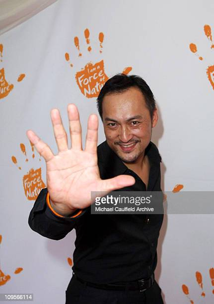Ken Watanabe during Force of Nature Concert for Tsunami Aid Arrivals at Mandarin Oriental Hotel in Kuala Lumpur Malaysia