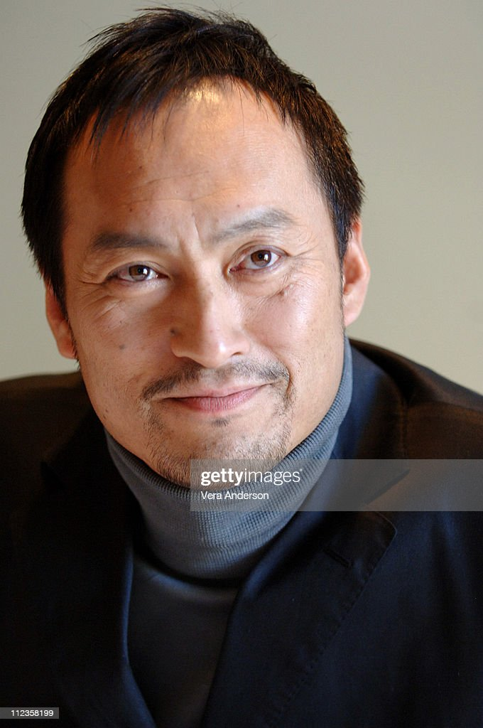 <a gi-track='captionPersonalityLinkClicked' href=/galleries/search?phrase=Ken+Watanabe&family=editorial&specificpeople=214016 ng-click='$event.stopPropagation()'>Ken Watanabe</a> during 'Letters From Iwo Jima' Press Conference with Clint Eastwood and <a gi-track='captionPersonalityLinkClicked' href=/galleries/search?phrase=Ken+Watanabe&family=editorial&specificpeople=214016 ng-click='$event.stopPropagation()'>Ken Watanabe</a> at Four Season Beverly Hills in Beverly Hills, California, United States.