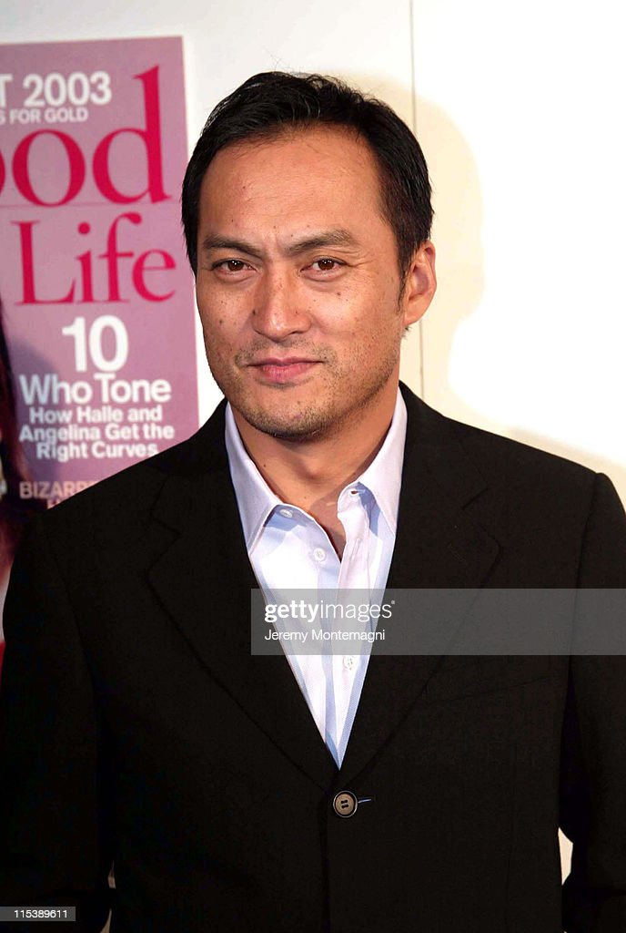 <a gi-track='captionPersonalityLinkClicked' href=/galleries/search?phrase=Ken+Watanabe&family=editorial&specificpeople=214016 ng-click='$event.stopPropagation()'>Ken Watanabe</a> during Movieline's Hollywood Life's 3rd Annual 'Breakthrough of the Year' Award at The Highlands Club in Los Angeles, California, United States.
