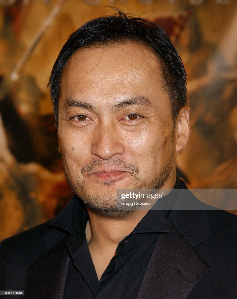 <a gi-track='captionPersonalityLinkClicked' href=/galleries/search?phrase=Ken+Watanabe&family=editorial&specificpeople=214016 ng-click='$event.stopPropagation()'>Ken Watanabe</a> during 'The Last Samurai' Los Angeles Premiere at Mann Village Theatre in Westwood, California, United States.