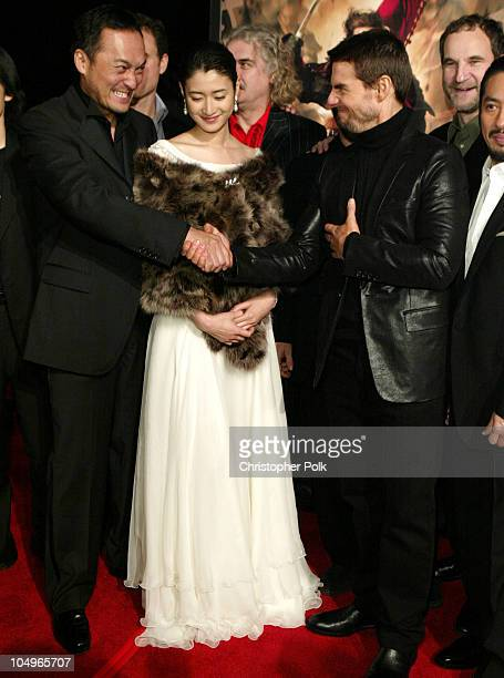 Ken Watanabe Stock Photos And Pictures Getty Images
