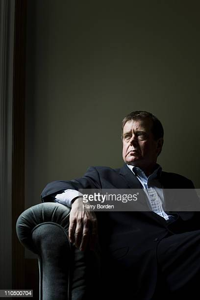 Ken Wharfe former security officer to Princess Diana poses for a portrait shoot in London on May 16 2007