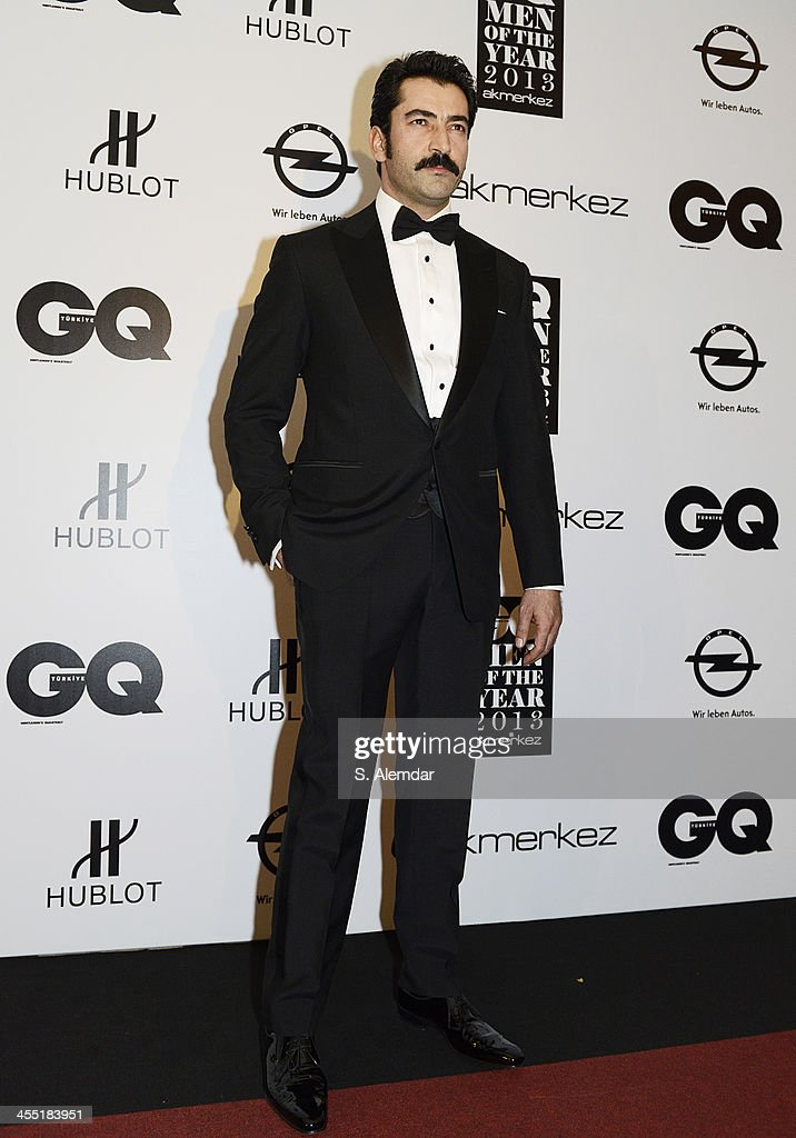Kenan Imirzalioglu attends the GQ Turkey Men of the Year awards at Four Seasons Bosphorus Hotel on December 11, 2013 in Istanbul, Turkey.