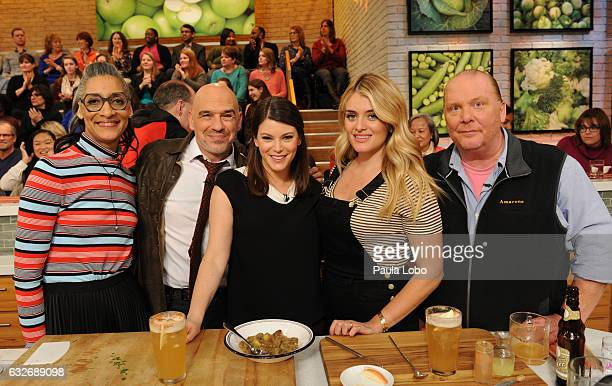 THE CHEW Kenan Thompson is the guest Thursday January 26 2017 on ABC's 'The Chew' 'The Chew' airs MONDAY FRIDAY on the ABC Television Network BATALI