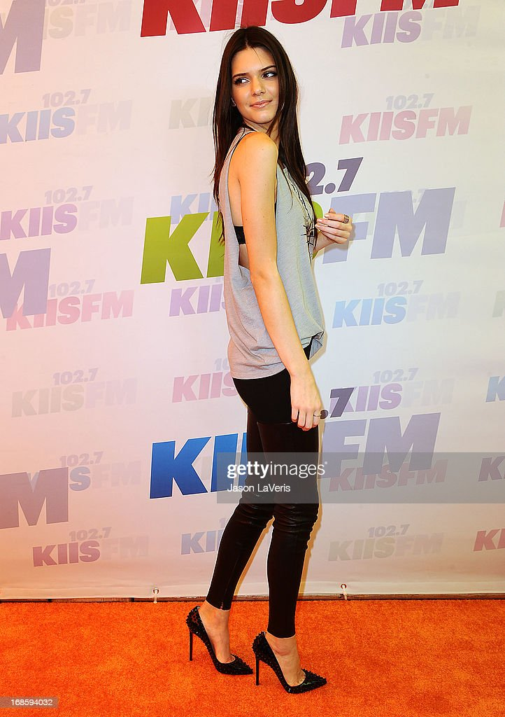 Kendall Jenner attends 102.7 KIIS FM's Wango Tango at The Home Depot Center on May 11, 2013 in Carson, California.