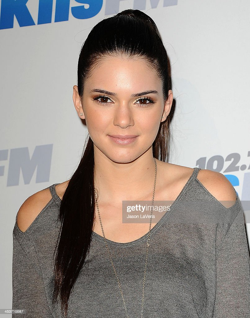 Kendall Jenner attends KIIS FM's Jingle Ball 2012 at Nokia Theatre LA Live on December 3, 2012 in Los Angeles, California.