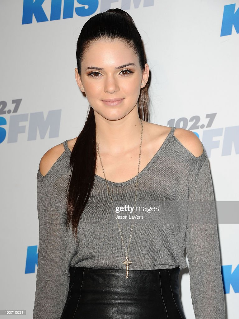 <a gi-track='captionPersonalityLinkClicked' href=/galleries/search?phrase=Kendall+Jenner&family=editorial&specificpeople=2786662 ng-click='$event.stopPropagation()'>Kendall Jenner</a> attends KIIS FM's Jingle Ball 2012 at Nokia Theatre LA Live on December 3, 2012 in Los Angeles, California.