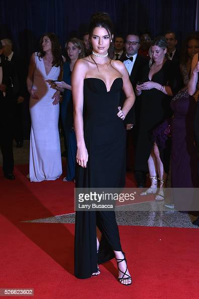 Kendall Jenner attends the 102nd White House Correspondents' Association Dinner on April 30 2016 in Washington DC