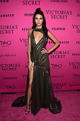 Kendall Jenner attends the 2015 Victoria's Secret Fashion After Party at TAO Downtown on November 10 2015 in New York City