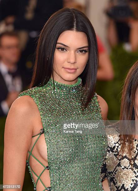 Kendall Jenner attends the 'China Through The Looking Glass' Costume Institute Benefit Gala at Metropolitan Museum of Art on May 4 2015 in New York...