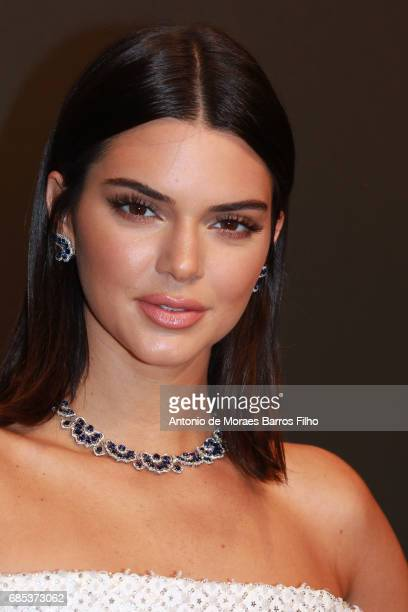 Kendall Jenner attends the Chopard Party during the 70th annual Cannes Film Festival at on May 19 2017 in Cannes France