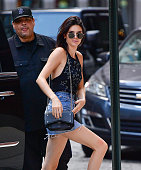 Kendall Jenner seen on the streets of Manhattan on July 23 2016 in New York City