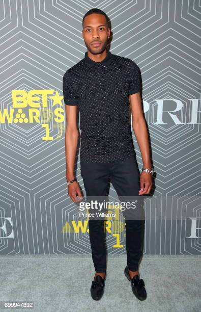 Kendall Kyndall attends the Debra Lee Pre BET Awards Dinner at The London West Hollywood on June 21 2017 in West Hollywood California