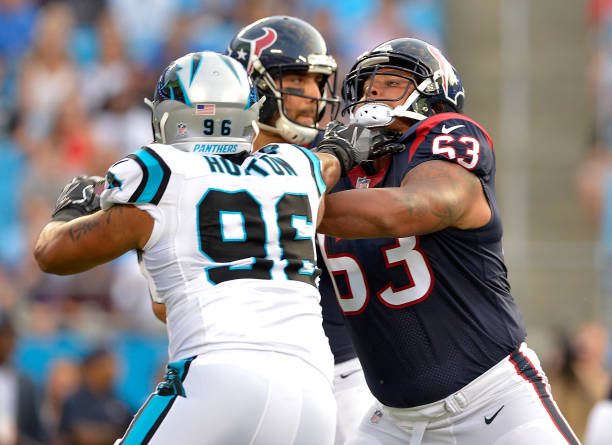 19122da5b ... Photo Brett Coomer Houston Texans v Carolina Panthers Duane Brown Added  To Active Roster, ...