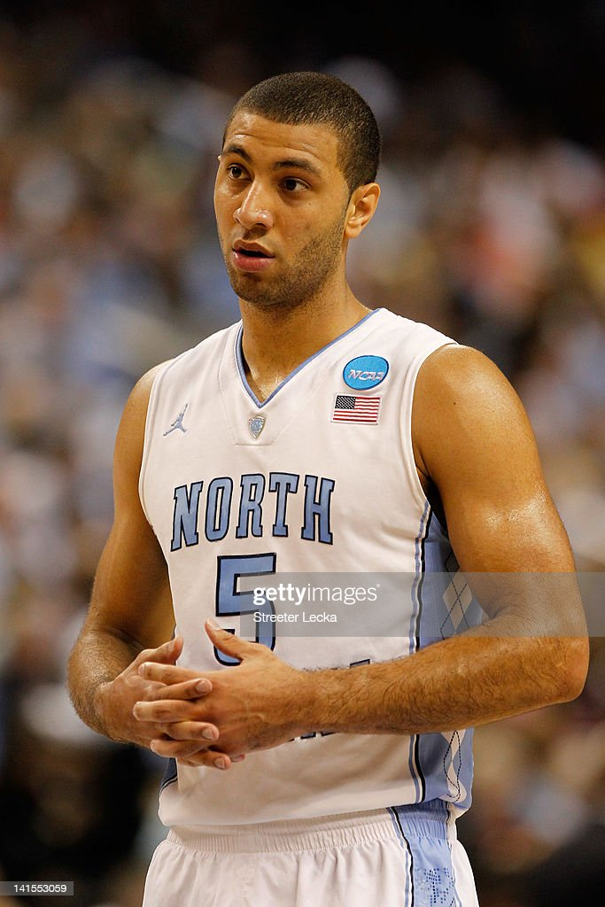 Kendall Marshall of the North Carolina Tar Heels looks on in the second half against the Creighton Bluejays during the third round of the 2012 NCAA...