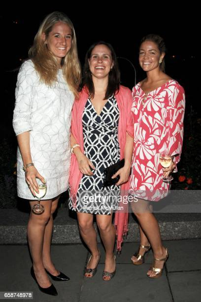 Kendall Swenson Lindsay Rhoads and Joanna Lee attend the Wildlife Conservation Society's Central Park Zoo '09 Gala at the Central Park Zoo on June 10...