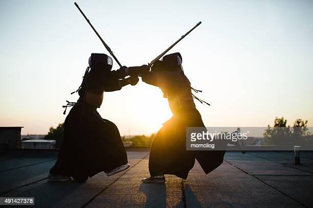 Kendo bataille