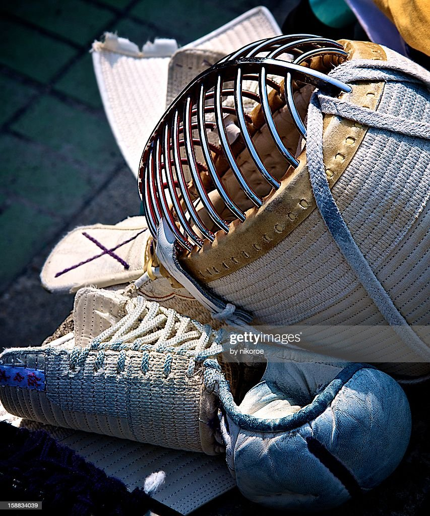 Kendo gear : Stock Photo