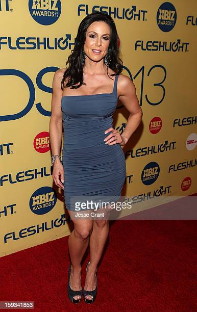 Kendra Lust attends the 2013 XBIZ Awards at the Hyatt Regency Century Plaza on January 11 2013 in Los Angeles California