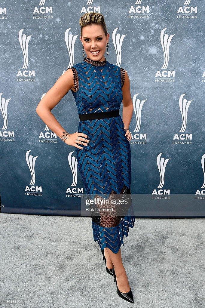 Kendra Scott of Kendra Scott Jewelry attends the 9th Annual ACM Honors at the Ryman Auditorium on September 1 2015 in Nashville Tennessee