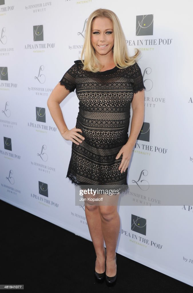 <a gi-track='captionPersonalityLinkClicked' href=/galleries/search?phrase=Kendra+Wilkinson&family=editorial&specificpeople=539064 ng-click='$event.stopPropagation()'>Kendra Wilkinson</a> arrives at A Pea In The Pod And Jennifer Love Hewitt Celebrate The Launch Of 'L By Jennifer Love Hewitt' at A Pea In The Pod on April 1, 2014 in Beverly Hills, California.
