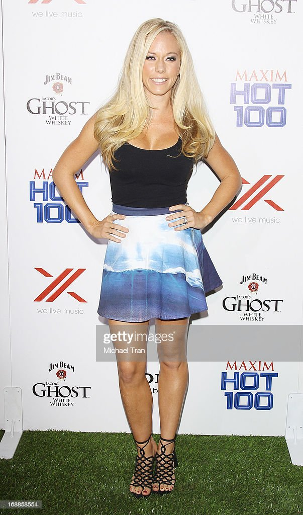 Kendra Wilkinson arrives at the Maxim 2013 Hot 100 Party held at Create on May 15, 2013 in Hollywood, California.