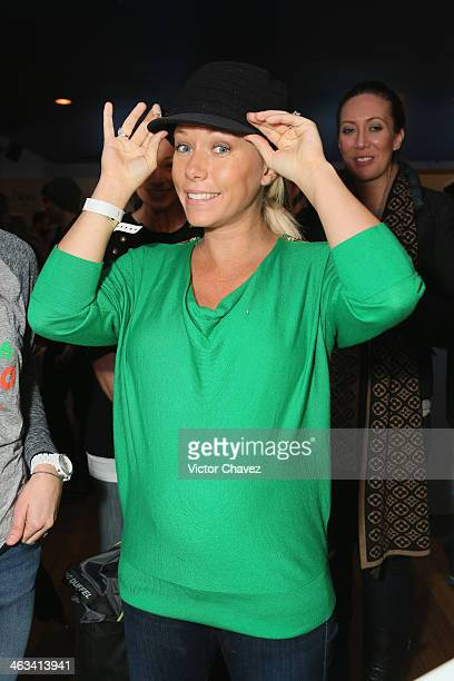 Kendra Wilkinson attends Avocados From Mexico Film Festival Suite on January 17 2014 in Park City Utah